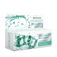 Gel-Filler Eye Contour Anti-fatigue & Dark Circles REVUELE Hydralift Hyaluron 25ml