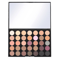Eyeshadow Palette MAKEUP REVOLUTION Pro HD Amplified 35 Neutral Cool 30g