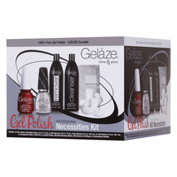 Profesionalni set za trajni manikir UV/LED GELAZE Professional Necessities Set