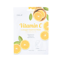 Maska sa vitaminom C i kolagenom za revitalizaciju kože lica CALA Brightening 23g