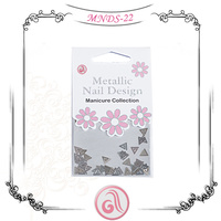 Metallic Nail Design MNDS22