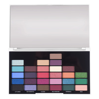 Paleta pigmenata za oči I HEART REVOLUTION 80s Now Thats What I Call Makeup 13.5g