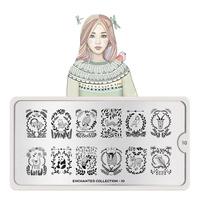 Šablon za pečate MOYOU Enchanted 10