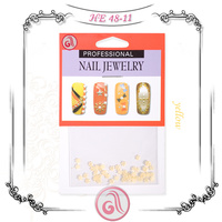 Nail Art Decoration HE4811 Yellow
