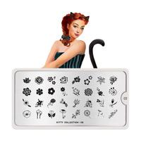 Šablon za pečate MOYOU Kitty 02