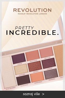 makeup revolution paleta za 1din pretty incredible