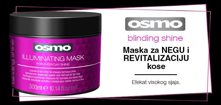 osmo blinding shine maska za negu i revitalizaciju kose