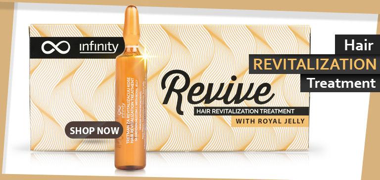 hair revitalization treatment infinity