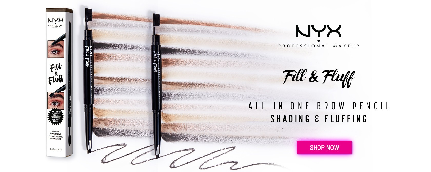 NYX Professional Makeup brow pencil