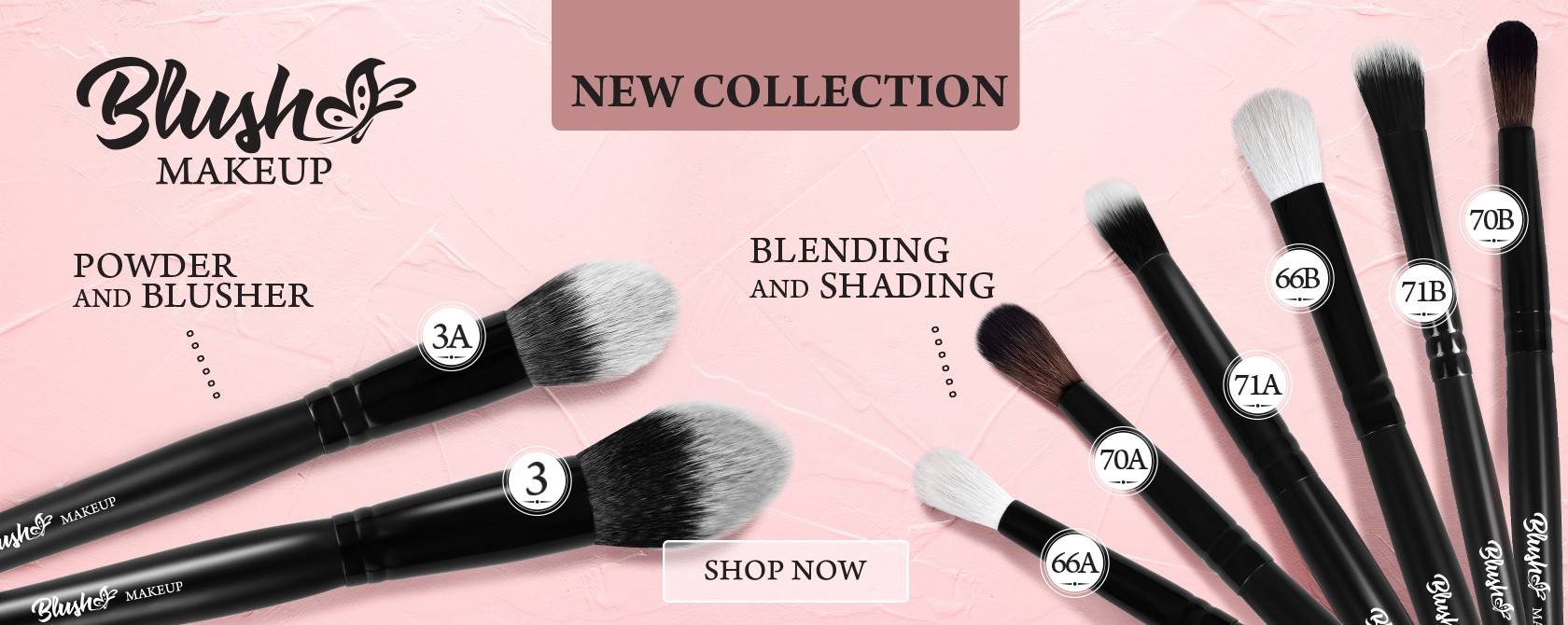 Blush new collection