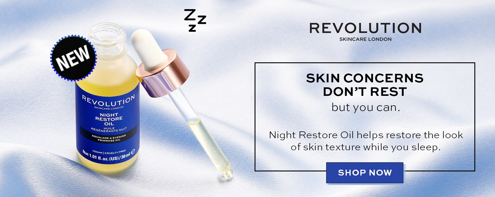 Revolution Night Restore Oil