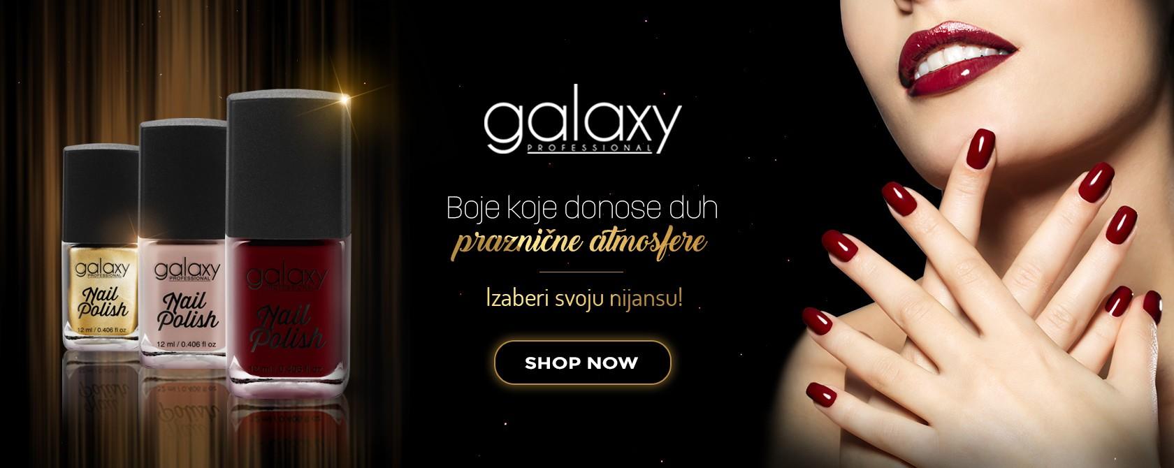 Galaxy lakovi za nokte