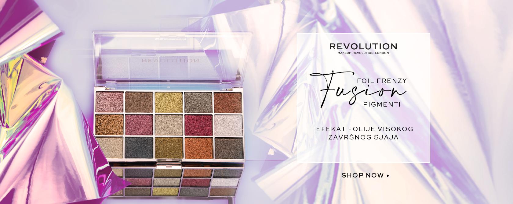 REVOLUTION Foil Fusion paleta
