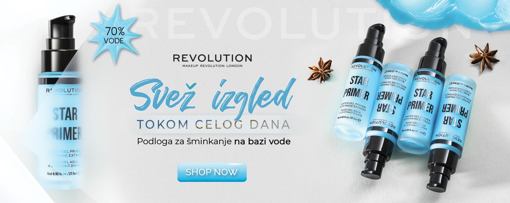 Revolution star primer