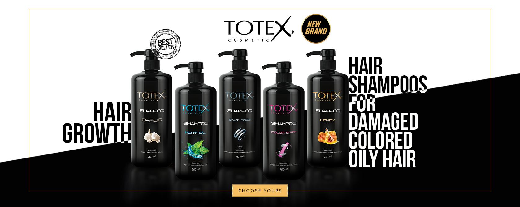 TOTEX Shampoo