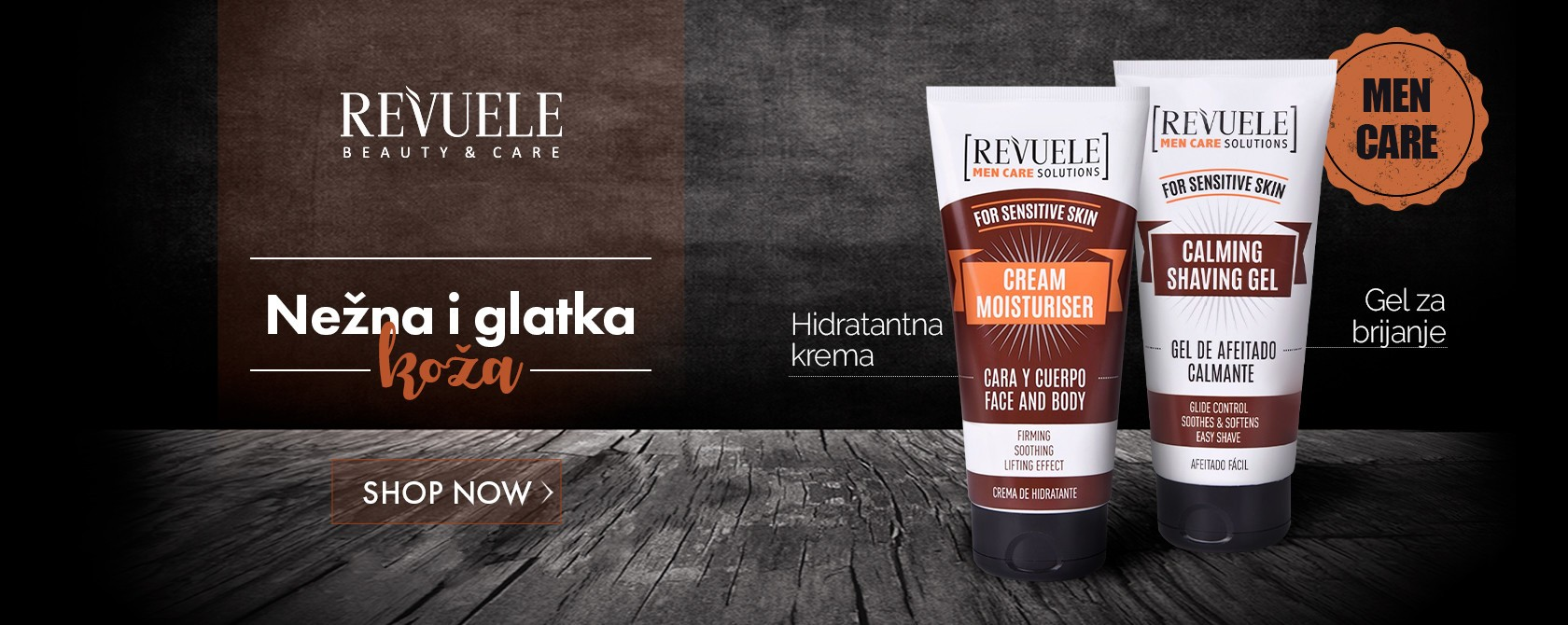 Revuele Men Care