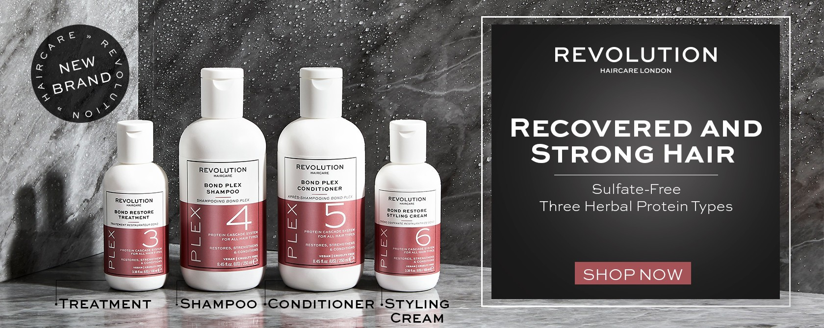 Revolution Haircare Plex Bond