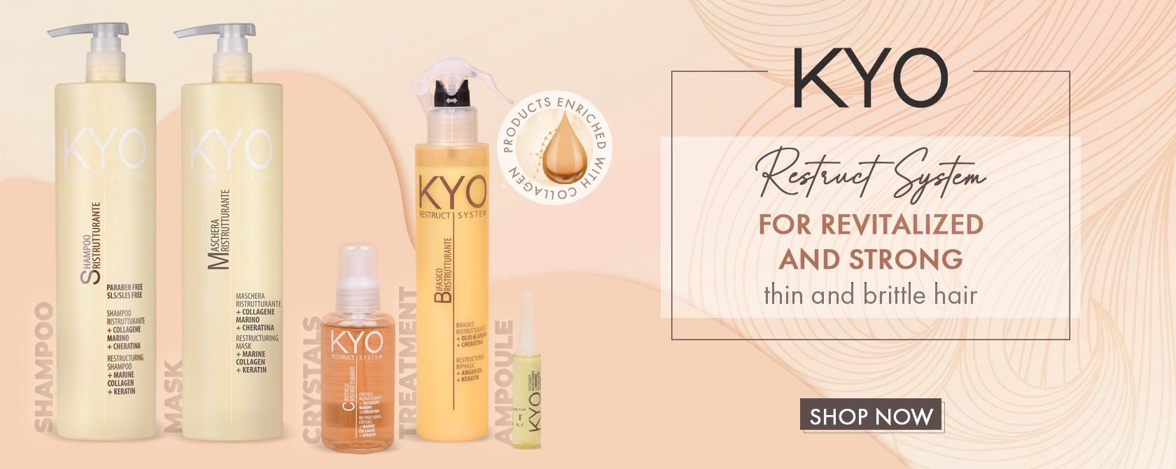 KYO Restruct System