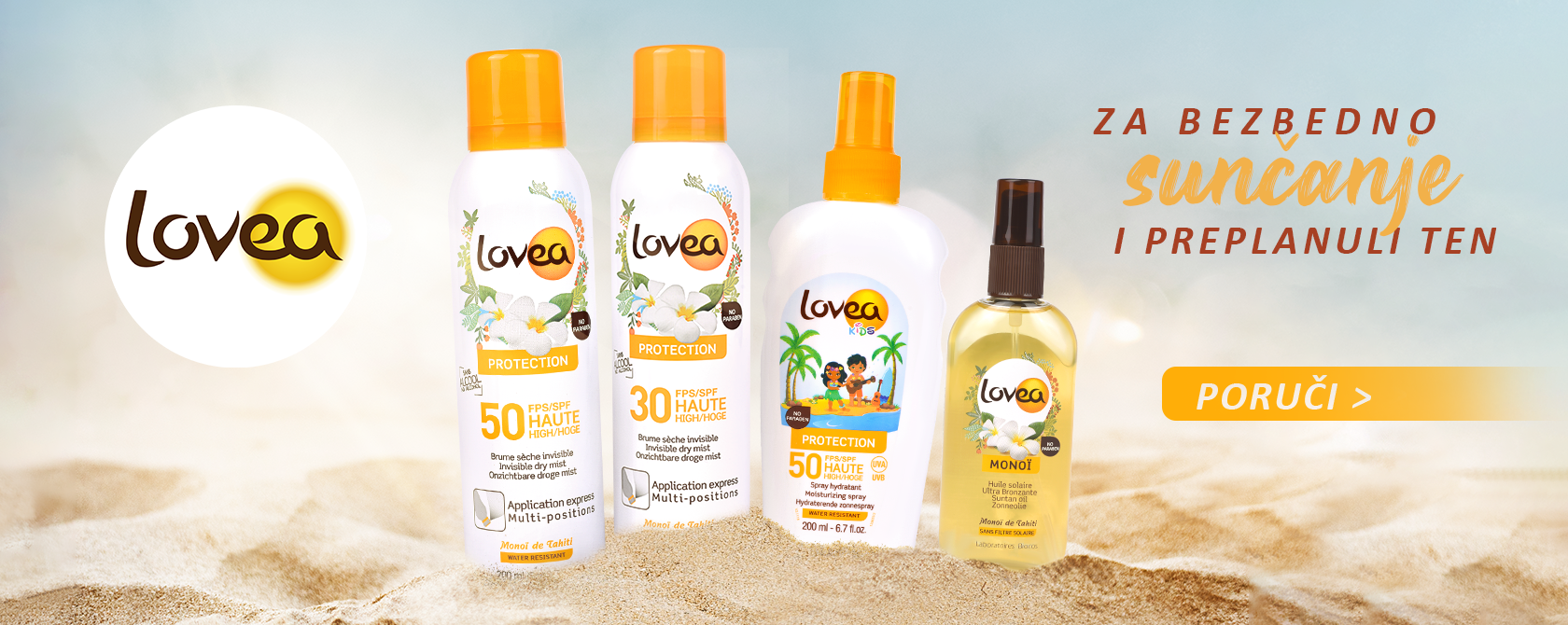 Lovea products
