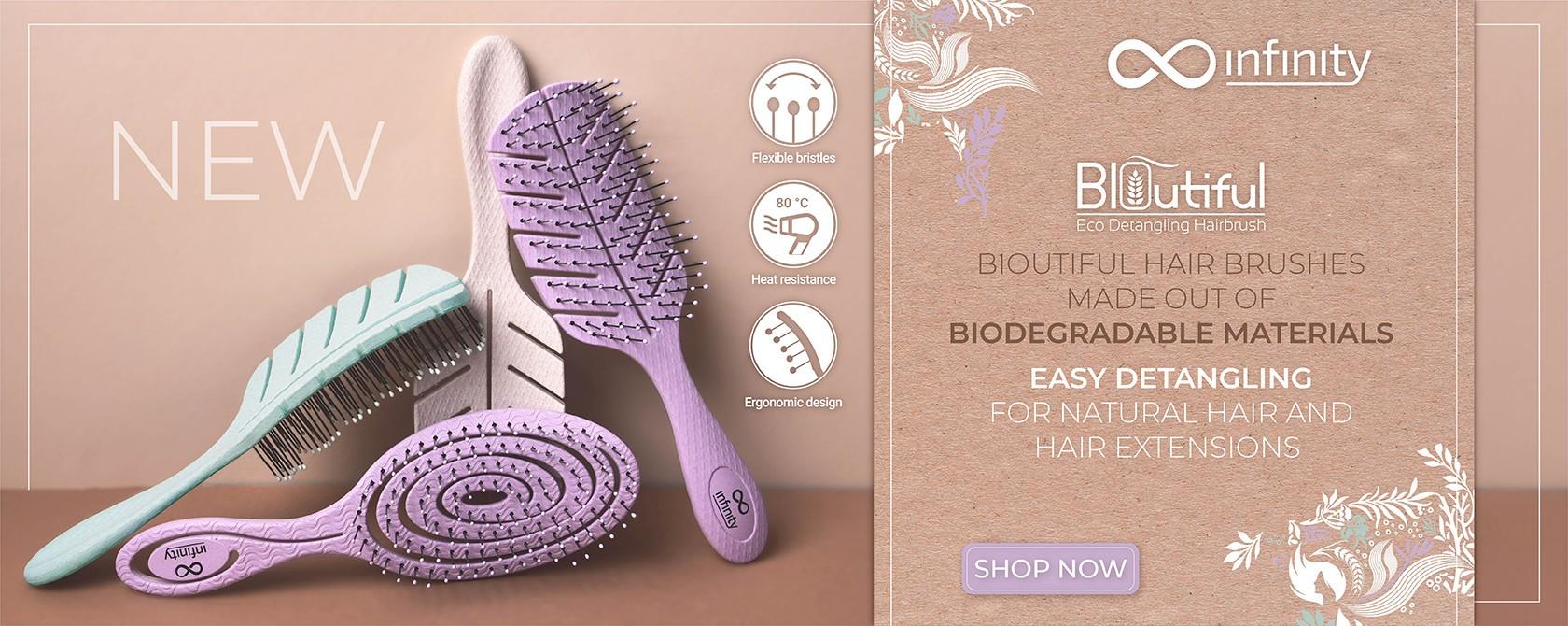 INFINITY BIOutiful brushes