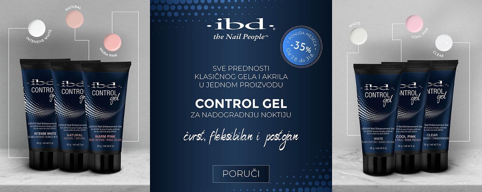 IBD control gelovi