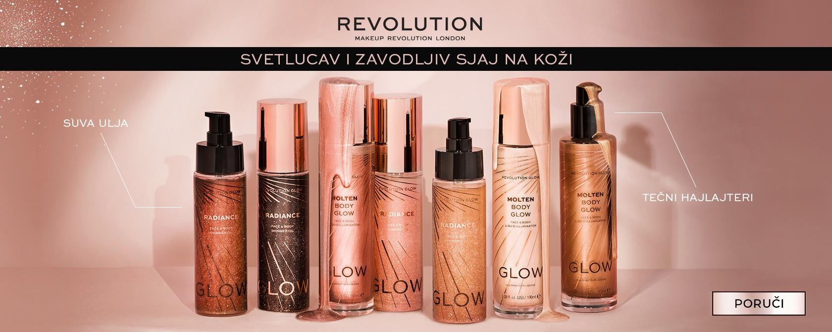 X Revolution Glow