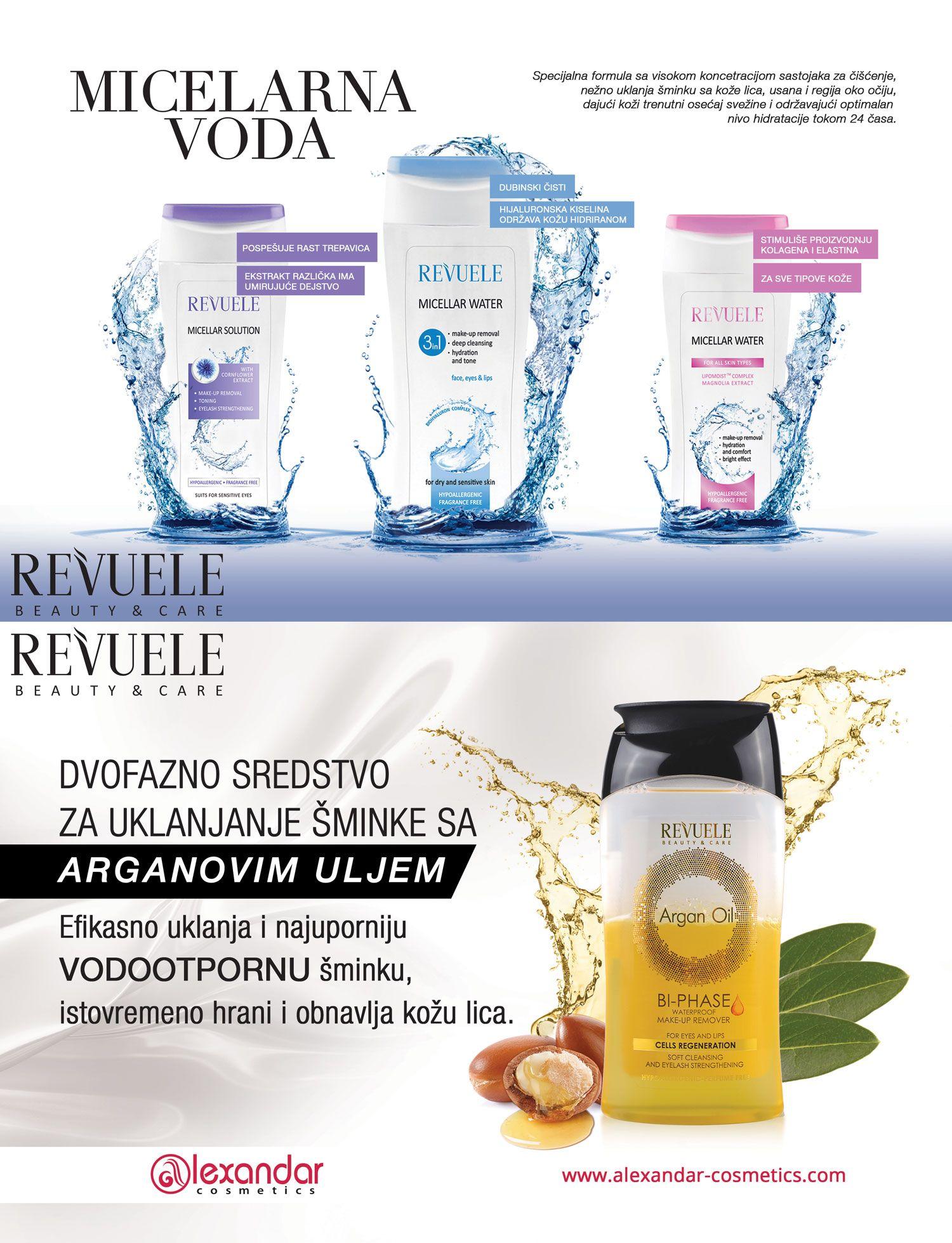 Reveuele - Skin care