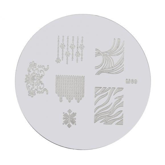 Šablon disk za pečate PMMO1 M69