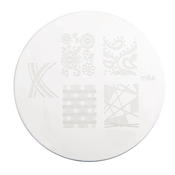 Šablon disk za pečate PMMO1 M64