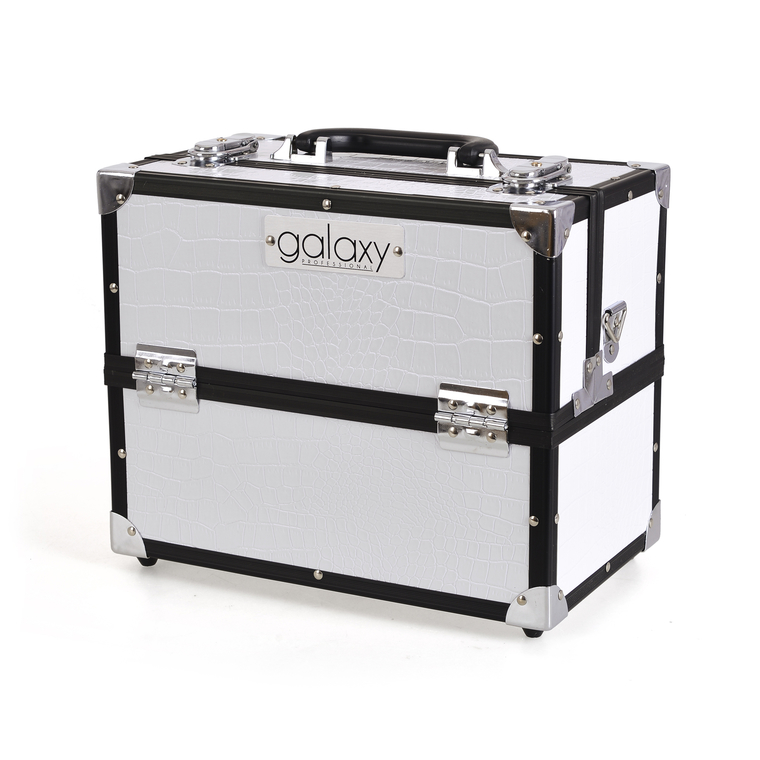 Makeup, Cosmetics and Tool Case GALAXY TC 3201 WC White