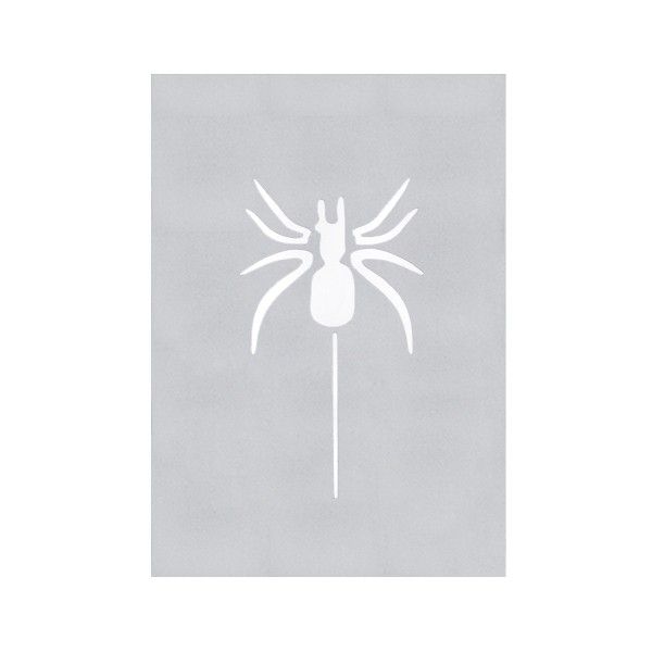 Šablon za Body Tattoo 5-3 Spider
