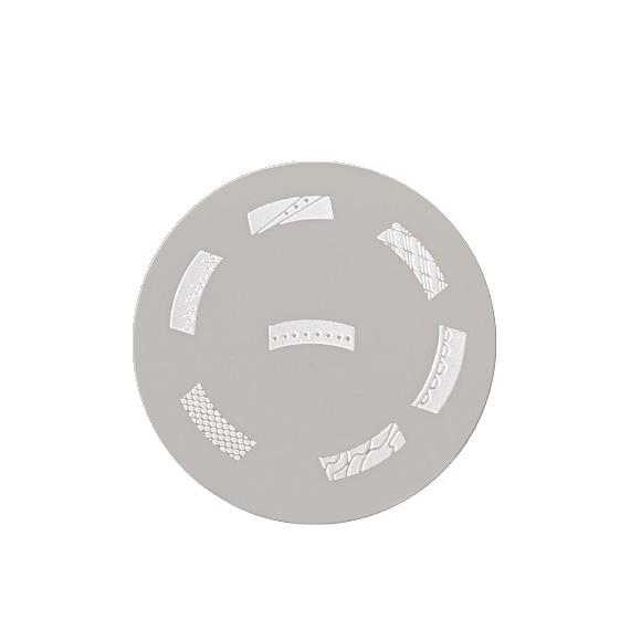 Šablon disk za pečate ASN B119