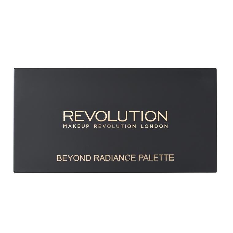 Paleta hajlajtera REVOLUTION MAKEUP Beyond Radiance 15g