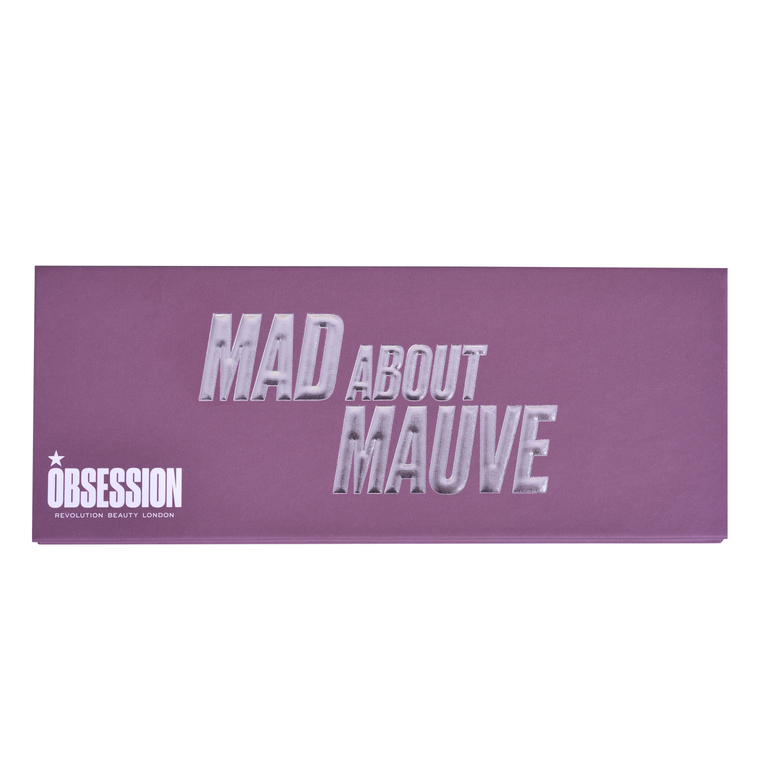 Paleta rumenila MAKEUP OBSESSION Mad About Mauve 10g