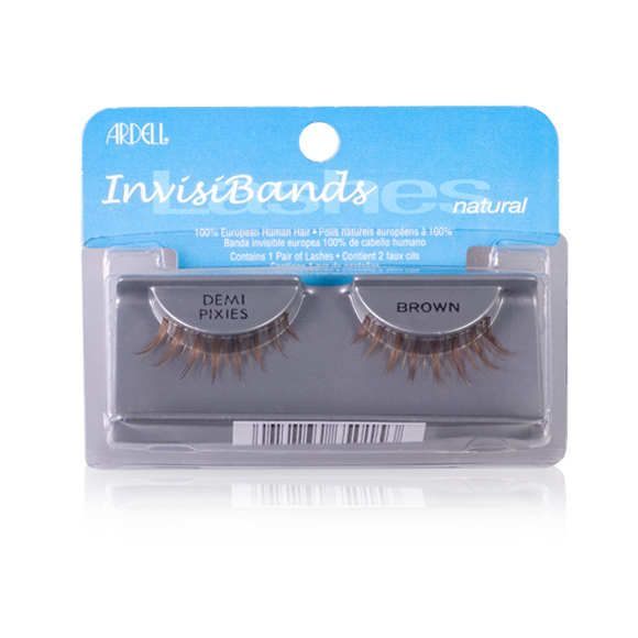 fc0f2d2be11 Strip Eyelashes ARDELL Demi Pixies Brown