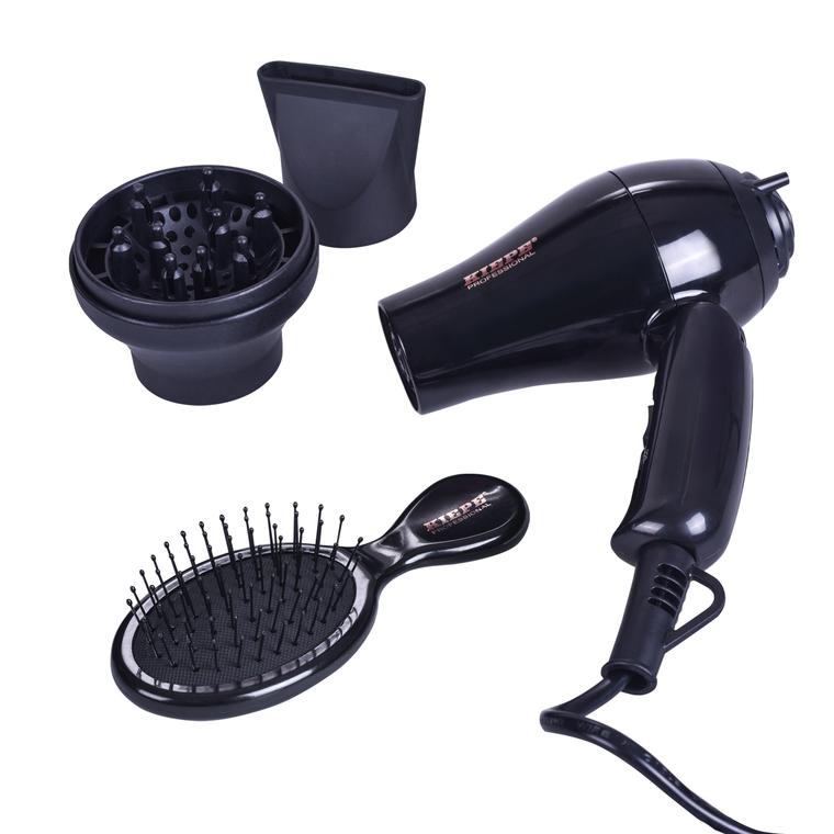 Mini fen za kosu KIEPE 8330 Crni