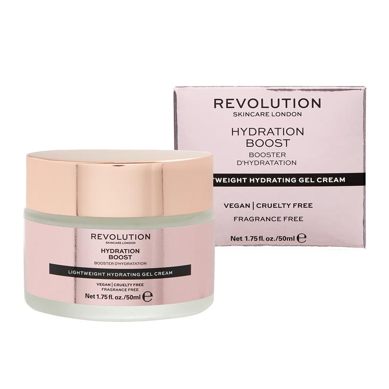 Hidratantna gel krema REVOLUTION SKINCARE Hydration Boost 50ml