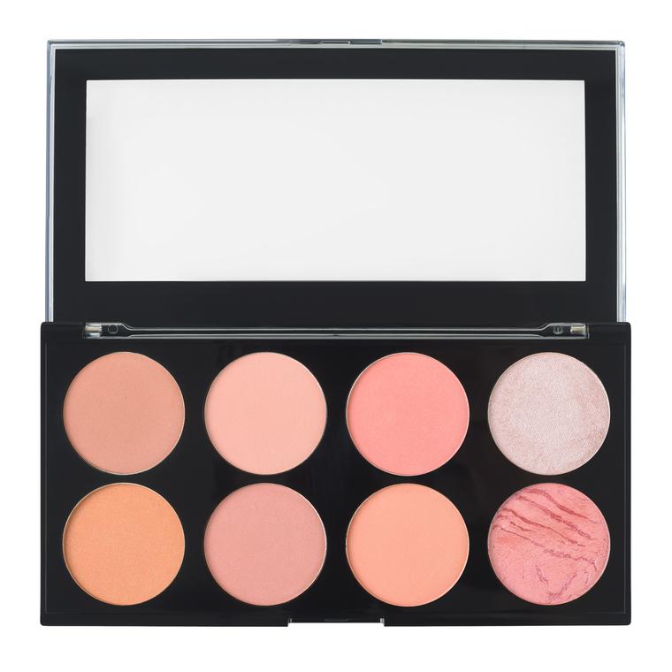 Blush Palette REVOLUTION MAKEUP Ultra Blush Hot Spice 13g
