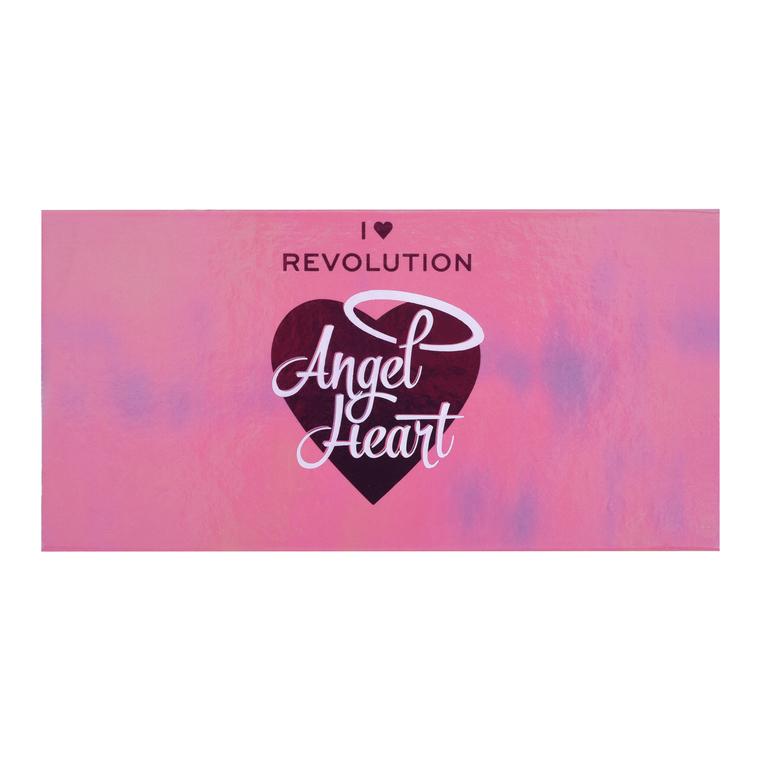 Paleta senki za oči I HEART REVOLUTION Angel Heart 9g