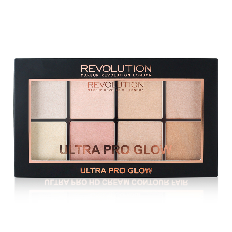 Highlighting Palette REVOLUTION MAKEUP Ultra Pro Glow 20g