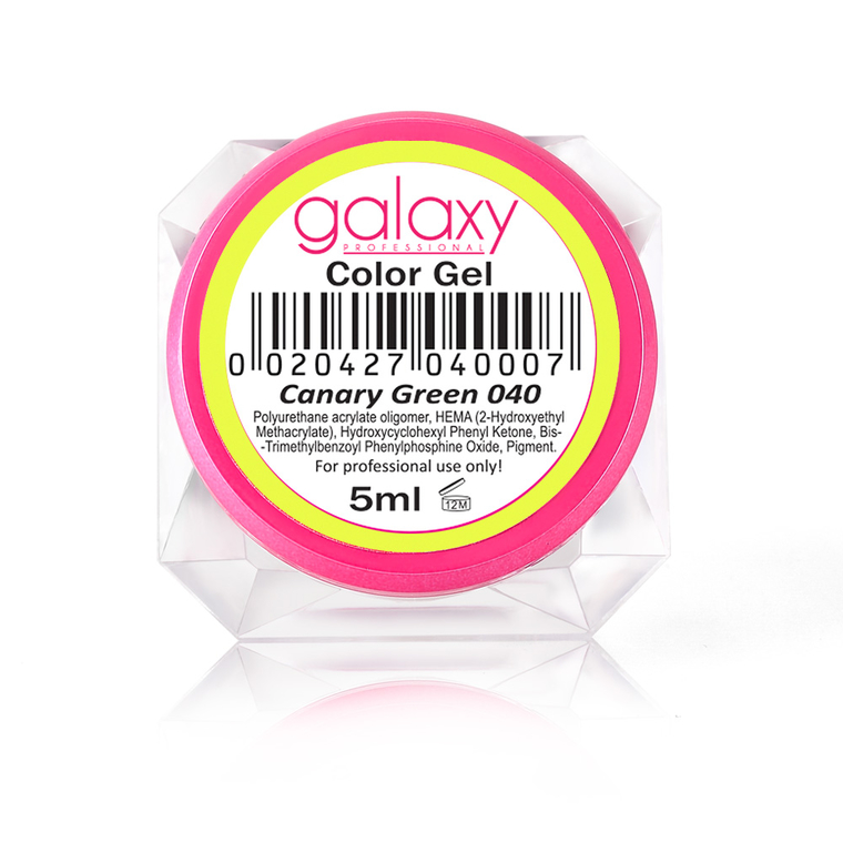 Canary Green G040