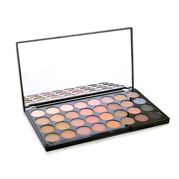 Paleta senki za oči REVOLUTION MAKEUP Flawless Matte 16g