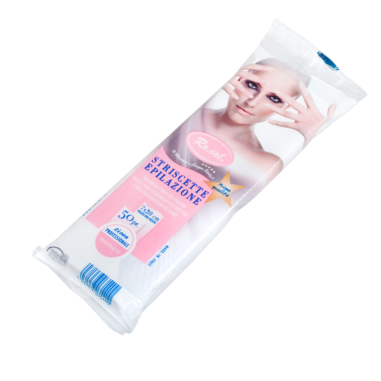 Trake za depilaciju ROIAL Bele 50/1