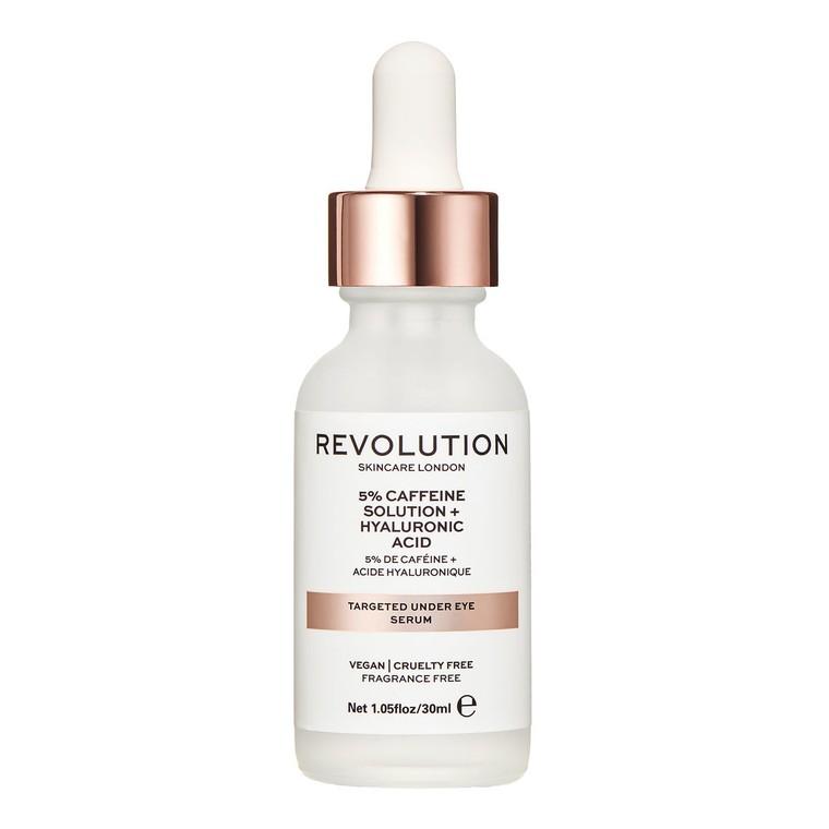 Targeted Under Eye Serum REVOLUTION SKINCARE 5% Caffeine Solution and Hyaluronic Acid 30ml