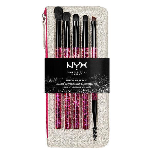 Set četkica za šminkanje NYX Professional Makeup BSET05 5/1