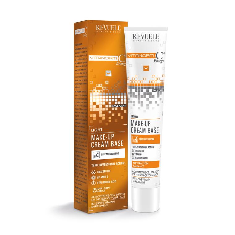 Baza za šminku sa vitaminom C REVUELE Vitanorm 50ml