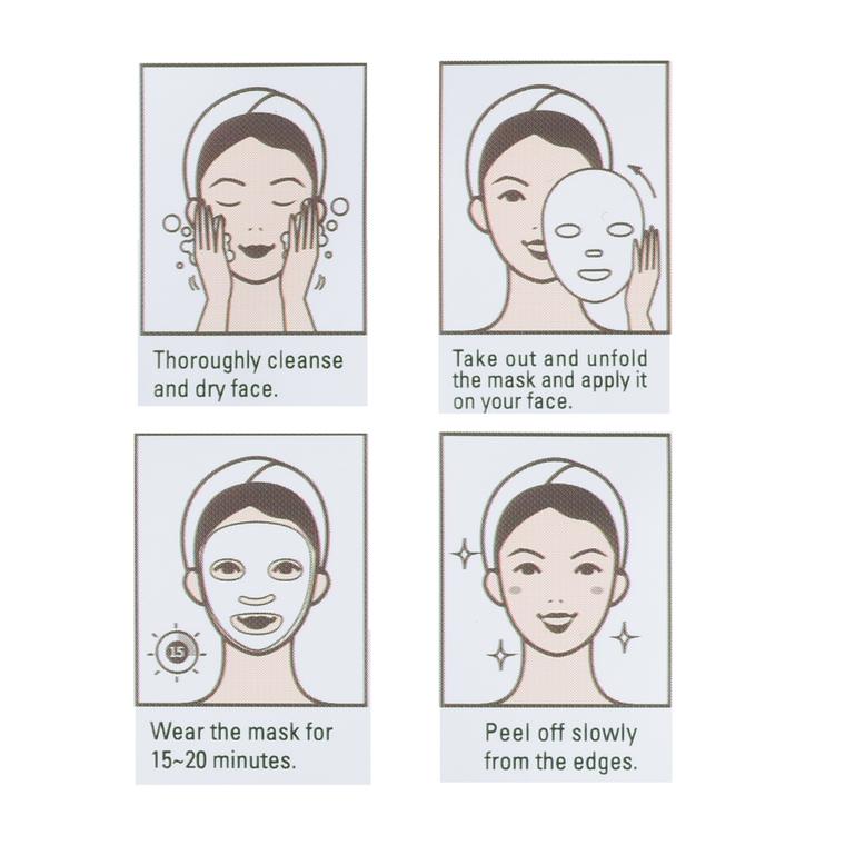 Maska za hidrataciju kože lica CALA Daily Dew 27g