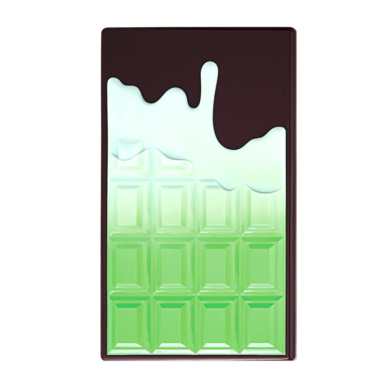 Mini paleta senki za oči I HEART REVOLUTION Mint Choc Mini Chocolate 10,2g