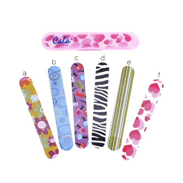 Nail File With Case CALA