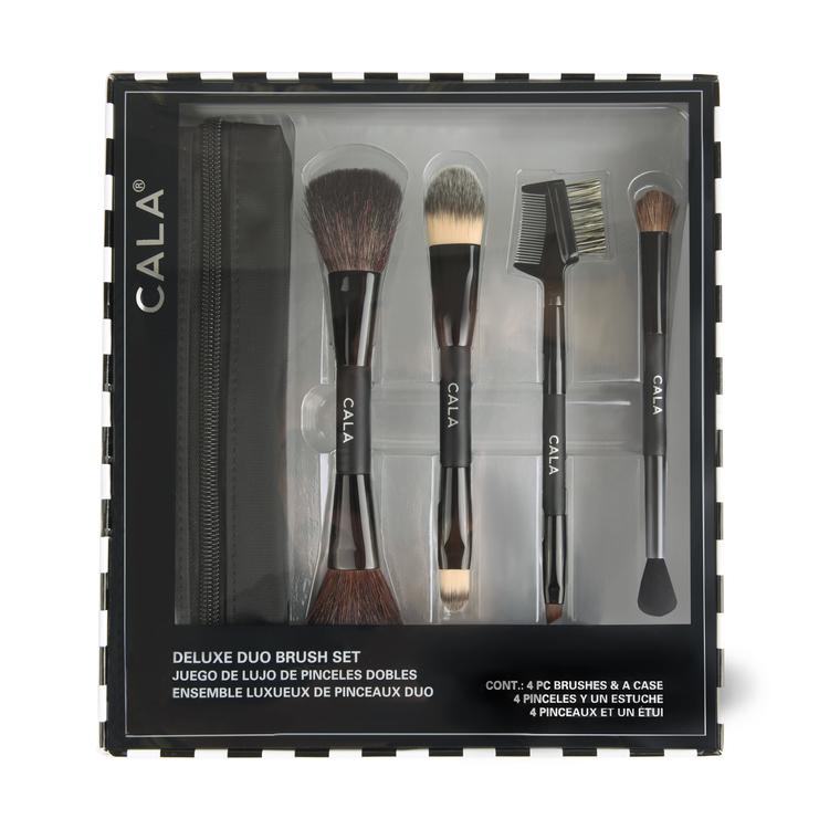 Set četkica za šminkanje CALA Duo 76360 4/1